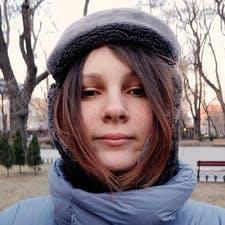 Freelancer Olha Kuznetsova — HTML/CSS, English