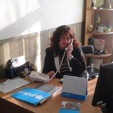 Freelancer Ольга Г. — Ukraine, Kharkiv. Specialization — Text editing and proofreading, Advertising