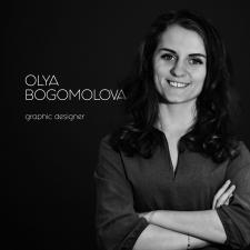 Freelancer Оля Б. — Ukraine, Sumy. Specialization — Logo design, Corporate style