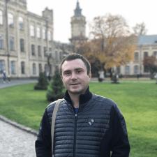 Фрилансер Олег В. — Украина, Киев. Специализация — Python, Создание сайта под ключ