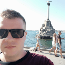 Freelancer Сергей П. — Ukraine, Kharkiv. Specialization — Website development, Website maintenance
