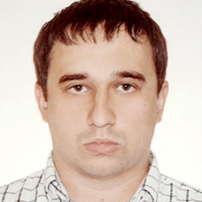 Freelancer Максим П. — Ukraine. Specialization — Logo design, Web design