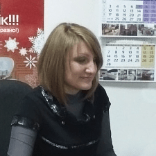 Freelancer Светлана В. — Ukraine, Krivoi Rog. Specialization — Print design, Logo design