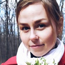 Freelancer Анна П. — Ukraine, Vinnytsia. Specialization — Poems, songs, prose, Business card design