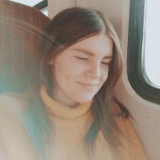 Freelancer Polina S. — Ukraine, Kharkiv. Specialization — Copywriting, Presentation development