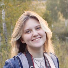 Фрілансер Ксения Ш. — Росія, Москва. Спеціалізація — Фірмовий стиль, Дизайн сайтів