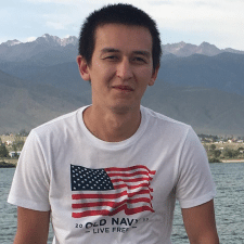 Фрилансер Эркин Раимбаев — PHP, HTML/CSS верстка