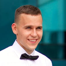 Freelancer Руслан Б. — Ukraine, Kharkiv. Specialization — HTML/CSS, JavaScript