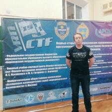 Фрилансер Рустам Г. — Россия, Воронеж. Специализация — HTML/CSS верстка, Python