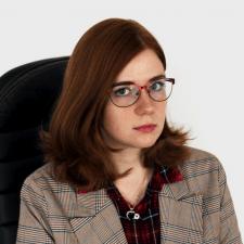Фрилансер Соня А. — Украина, Днепр. Специализация — Веб-программирование, Дизайн сайтов