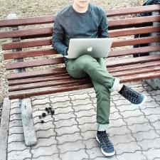 Freelancer Саги К. — Kazakhstan, Pavlodar. Specialization — Mobile apps design, Web design