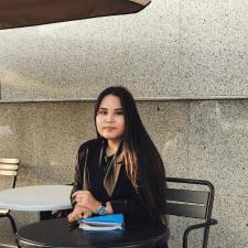 Freelancer Karina S. — Kazakhstan, Almaty (Alma-Ata). Specialization — English, Transcribing