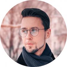 Фрилансер Владимир С. — Украина, Сумы. Специализация — Дизайн сайтов