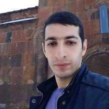 Фрілансер ARMAN GEVORKIAN — Дизайн сайтів, Дизайн інтерфейсів