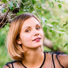 Фрилансер Мария С. — Украина, Киев. Специализация — Аудио/видео монтаж, Рукоделие/Hand made