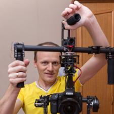 Фрилансер Евгений М. — Украина, Киев. Специализация — Видеосъемка, Фотосъемка