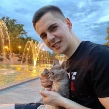 Client Дмитрий Д. — Ukraine, Kharkiv.