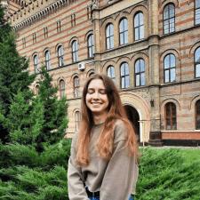 Freelancer Софія П. — Ukraine, Lvov. Specialization — Web design