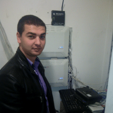 Freelancer Игорь З. — Ukraine, Odessa. Specialization — System administration, Computer networking