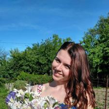 Freelancer Анна К. — Ukraine, Kyiv. Specialization — HTML/CSS, JavaScript