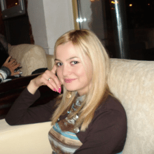 Фрилансер Антонина К. — Украина, Одесса. Специализация — Дизайн сайтов