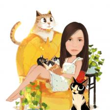 Freelancer Татьяна С. — Russia, Krasnodar. Specialization — Social media page design, Outdoor advertising