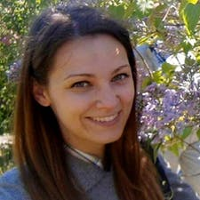 Freelancer Anastasiia K. — Ukraine, Kyiv. Specialization — Speaker/Voice services, English