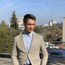 Freelancer Вадим Гвоздіцький — Web design, Web programming