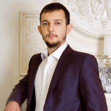 Freelancer Владимир А. — Ukraine, Kharkiv. Specialization — Web programming, Website development