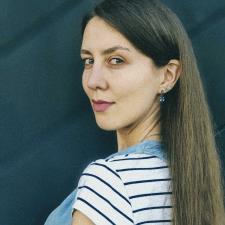 Freelancer Анастасия Т. — Ukraine, Kyiv. Specialization — Print design, Social media page design