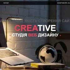 Freelancer Creative S. — Ukraine, Kyiv. Specialization — Website development, Java