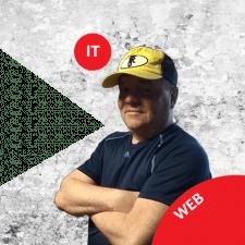 Фрилансер Владимир О. — Украина, Запорожье. Специализация — HTML и CSS верстка, PHP