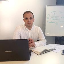 Freelancer Артём В. — Ukraine, Kyiv. Specialization — Web design, Website development