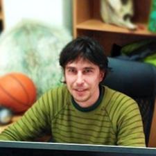 Фрилансер Евгений С. — Украина, Днепр. Специализация — Javascript, Flash/Flex