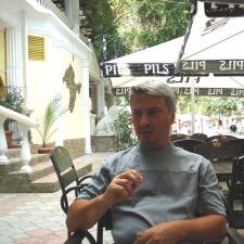 Фрилансер Владимир Б. — Украина, Каменское (Днепродзержинск). Специализация — Обработка фото