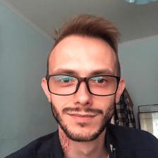 Freelancer Volodymyr K. — Ukraine, Lvov. Specialization — HTML/CSS, JavaScript