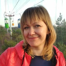 Freelancer Ирина В. — Ukraine, Kharkiv. Specialization — Testing and QA
