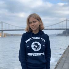 Freelancer Ярослава Д. — Ukraine, Kyiv. Specialization — English, Text translation