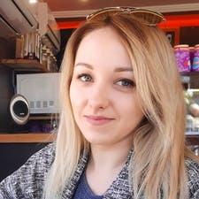Freelancer Yulia S. — Ukraine, Kharkiv. Specialization — Business card design, Print design