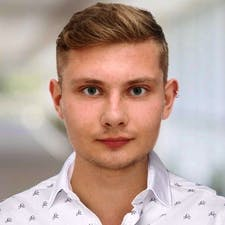 Freelancer Yurii M. — Ukraine, Kyiv. Specialization — Web programming, C#