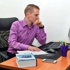 Фрилансер Дмитрий Д. — Украина. Специализация — HTML/CSS верстка, Javascript