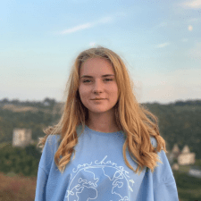 Freelancer Zoriana M. — Ukraine, Lutsk. Specialization — English, Text translation