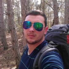 Freelancer Alexander M. — Russia, Krasnodar. Specialization — JavaScript