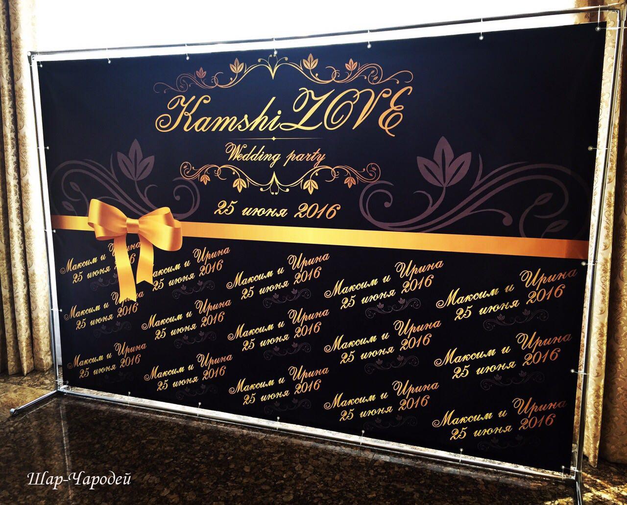 Баннеры с поздравлением в москве карты