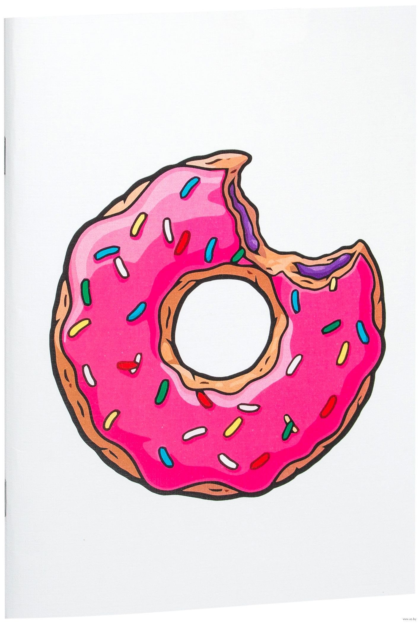 будет значительно грустный пончик картинки это