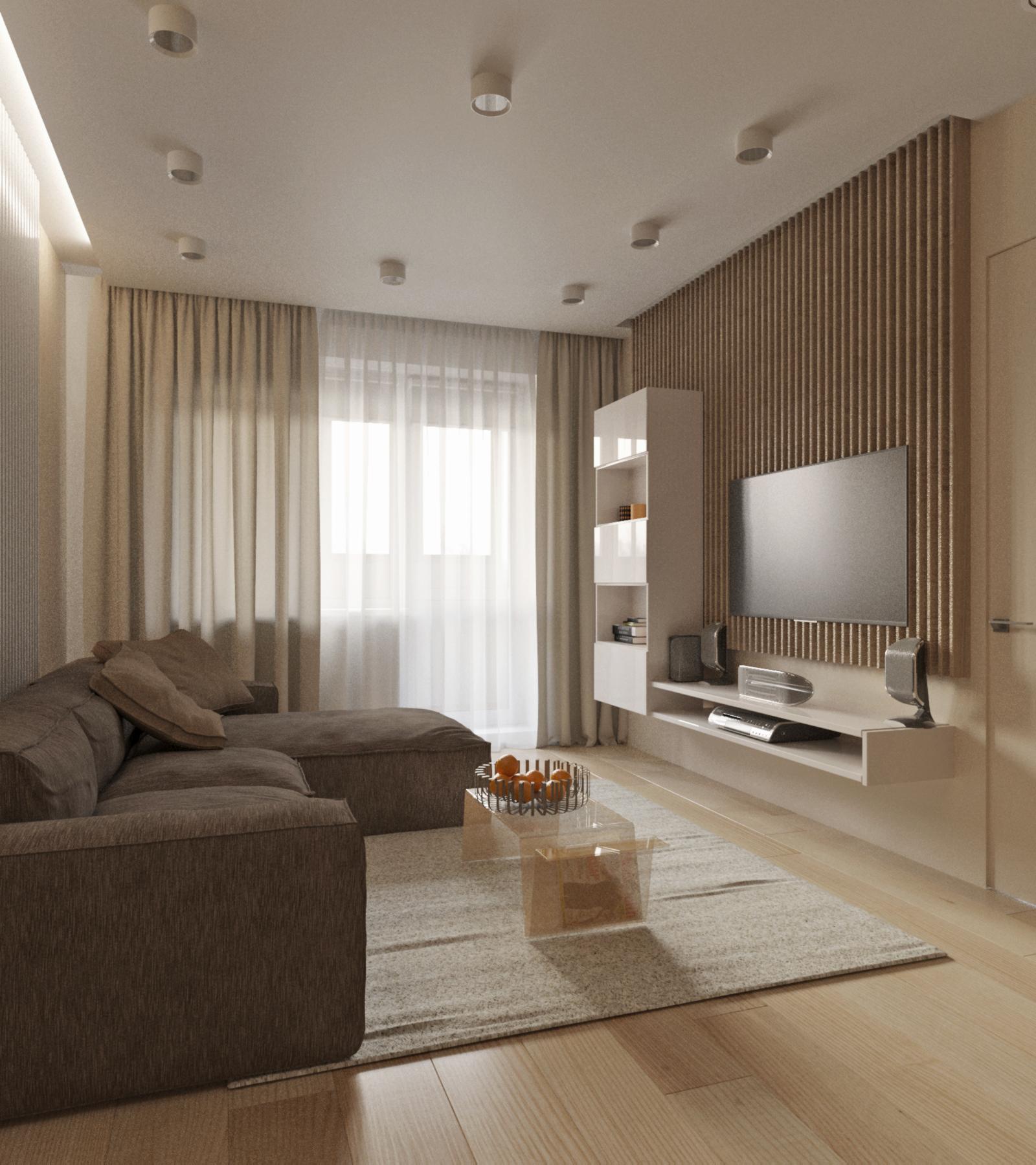 предоставим дизайн гостиной в квартире фото реальные выхода