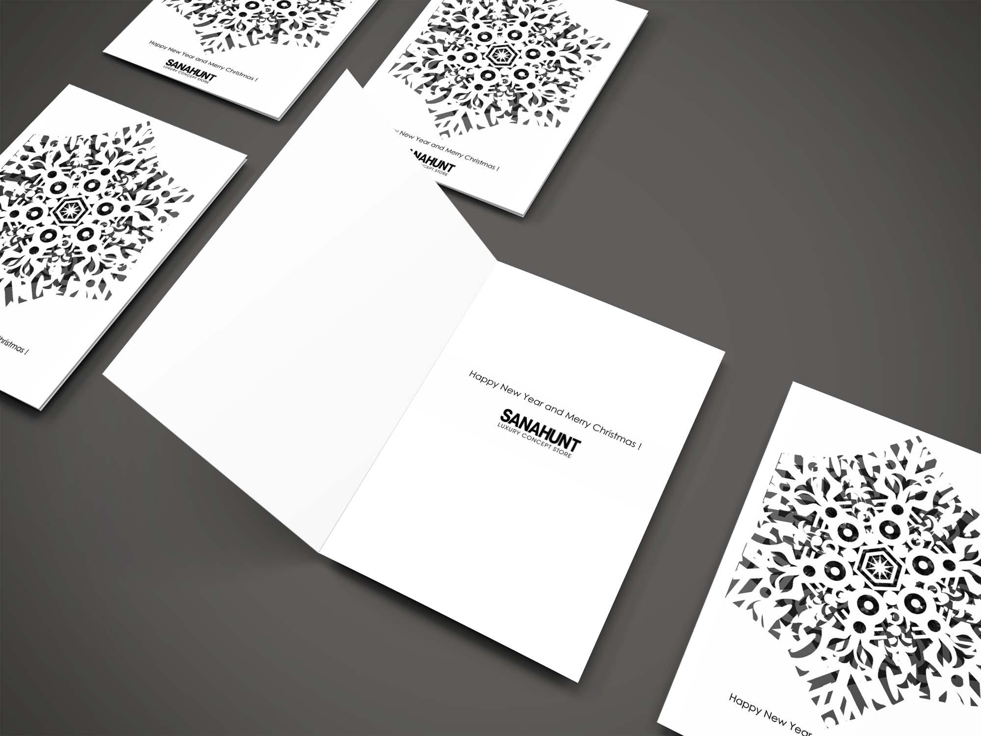 Разработать дизайн макет буклета