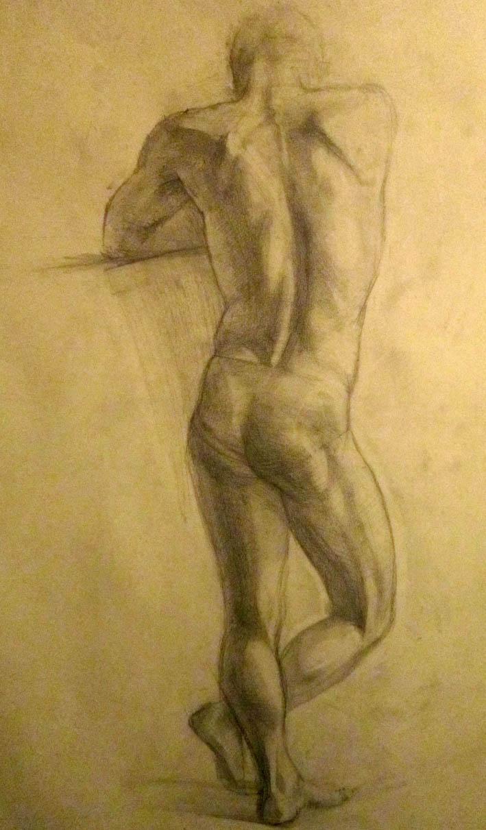 Рисуем карандашом с натуры