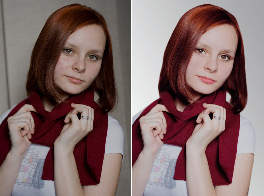 Как сделать фотографию лучшего качества в photoshop