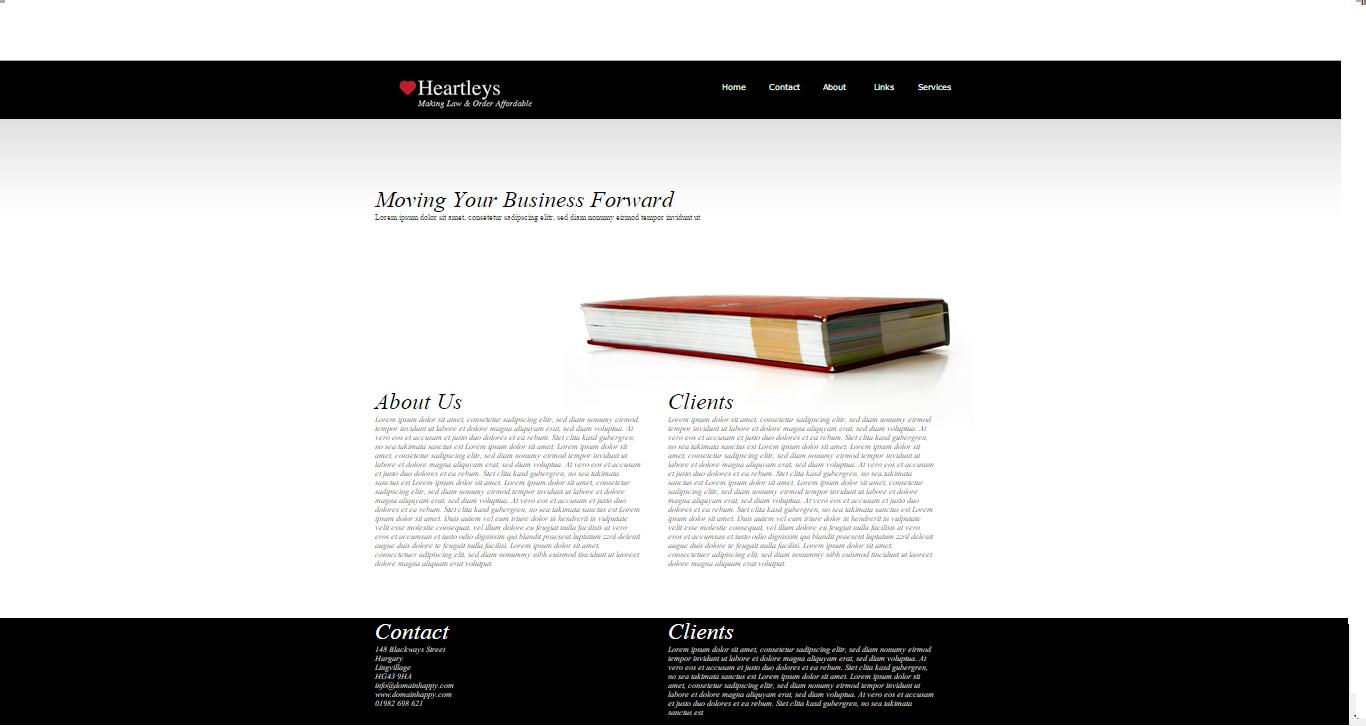 Сколько стоит верстка одной страницы сайта
